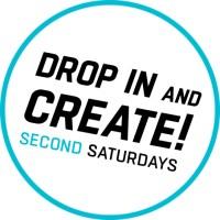 SecondSaturdaysDropInAndCreatebutton