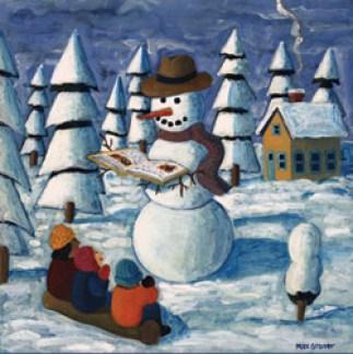 SnowmanReading