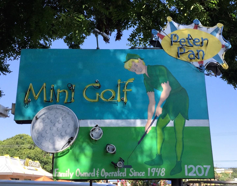 Classic Austin Family Activity Peter Pan Mini Golf Do512 Family