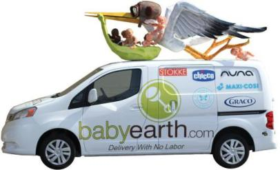BabyEarth Now Offering Free Same Day Delivery in the Austin Market (PRNewsFoto/BabyEarth)
