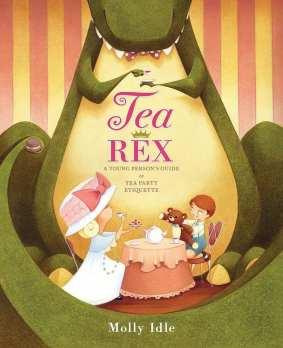 Tea-Rex-Molly-Idle