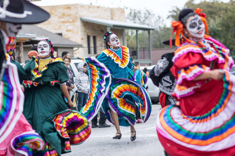 Family Friendly D 237 A De Los Muertos Events In Austin
