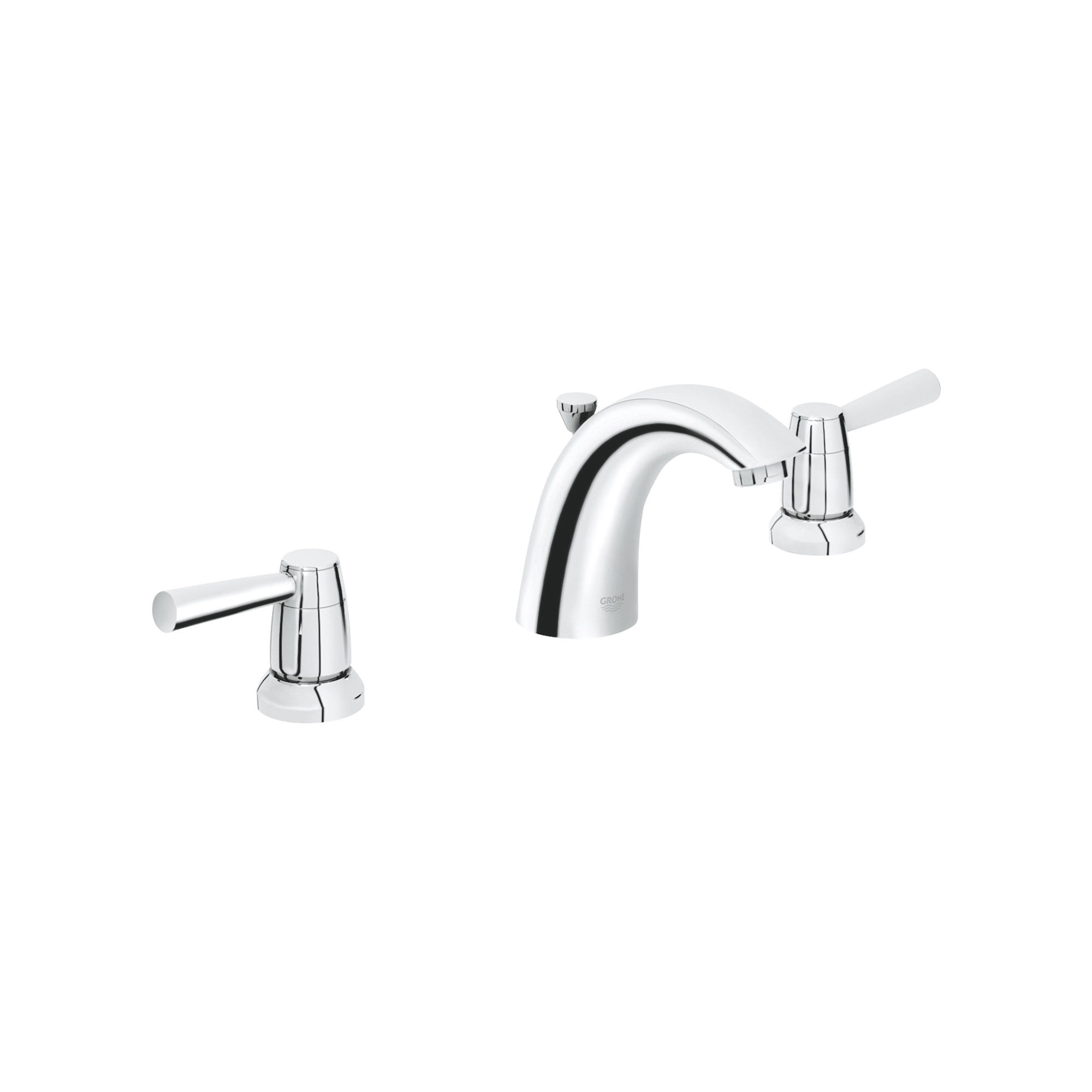 lavatory 8 in widespread 2 handle bathroom faucet 1 2 gpm