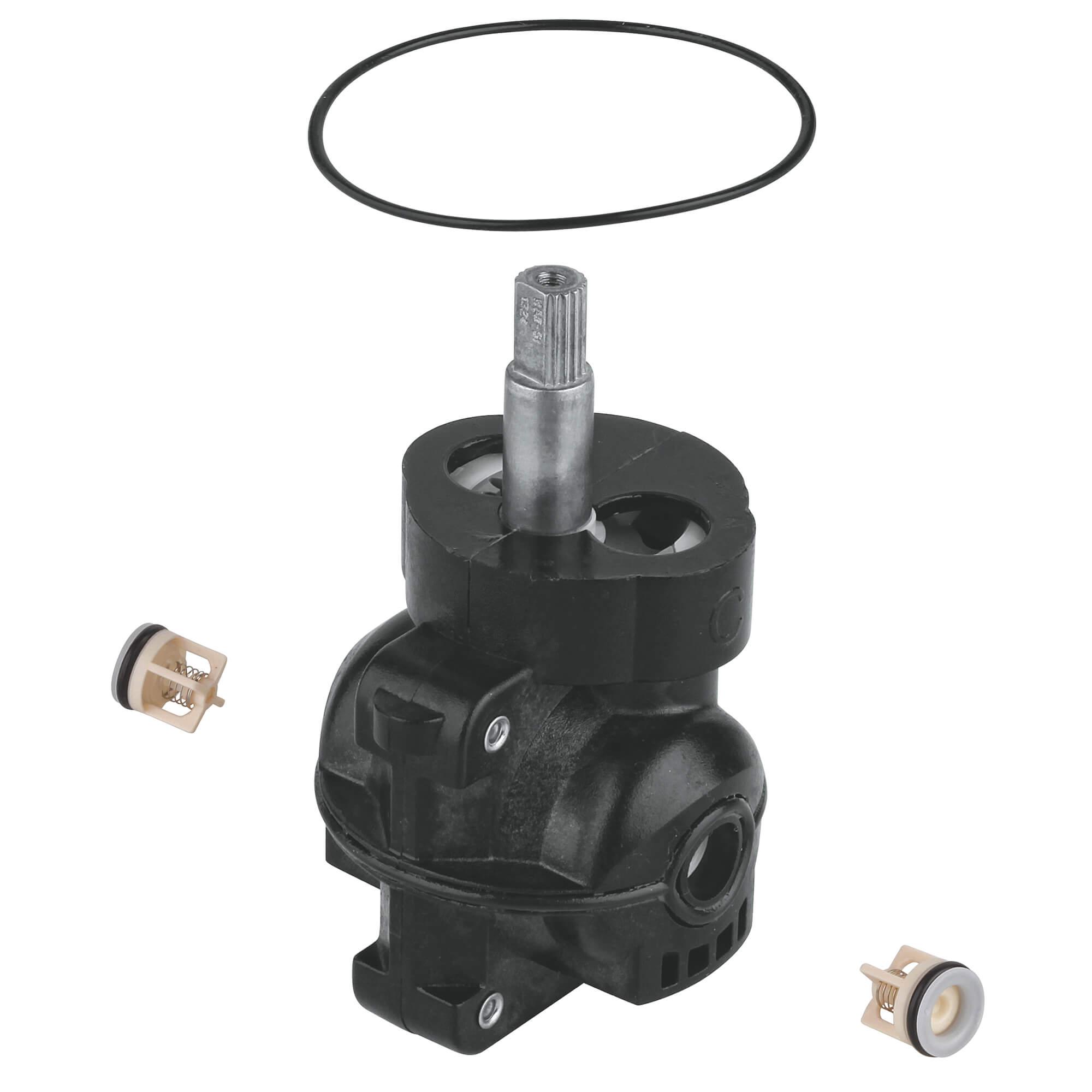 pressure balance valve cartridge