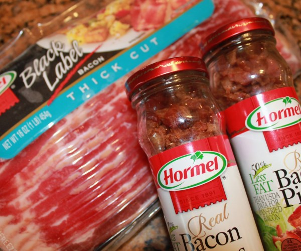 Bacon Ingredients