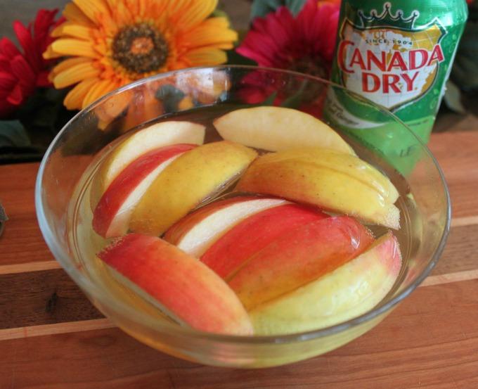 Apples Soaking 2