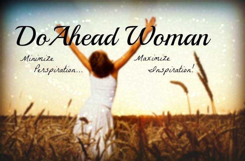 DoAheadWoman Facebook Cover