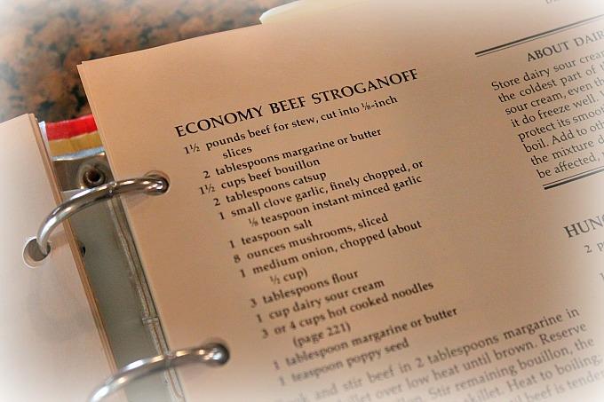 Stroganof Recipe
