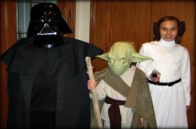 10-Halloween Star Wars