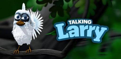 Larry the Talking Bird