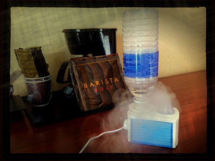 Humidifier 2