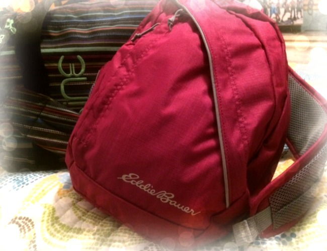 Eddie Bauer Bag 1