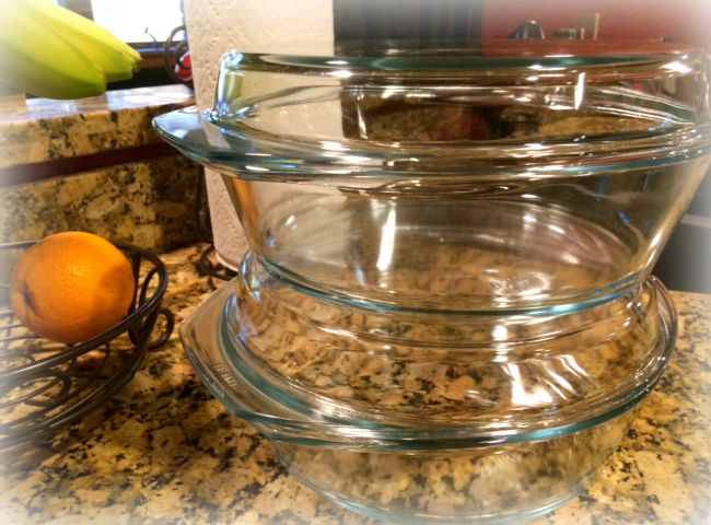 Stackable Casserole Dish 3