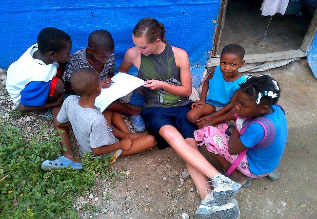 Tay-Haiti