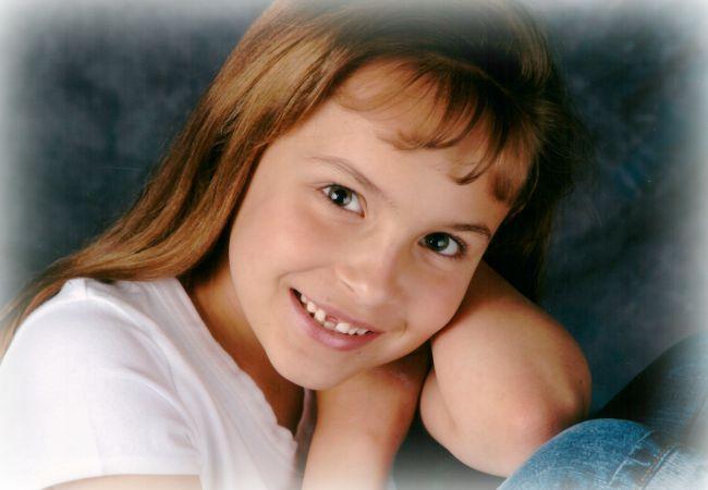 Taylor 8 yrs