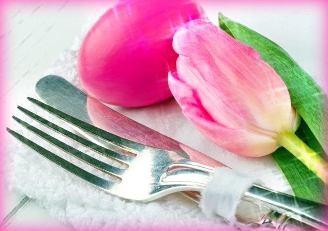 Easter Dinner 1