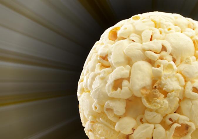 Popcorn Ball 1