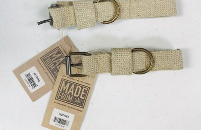 Hemp Dog Collars Photo