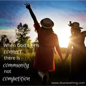 God's Girls in Community