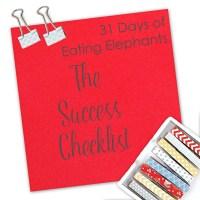 The Success Checklist