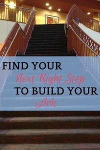 Your next right step is the thing God commanded you to do.