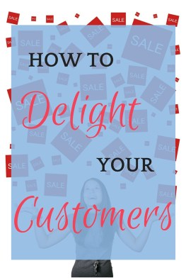 """Whether your """"customers"""" are the readers of your blog or the buyers of your products, being kind, generous and fair will keep them coming back!"""