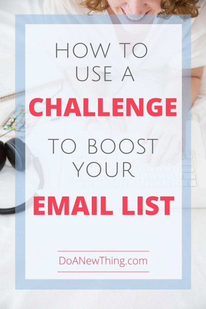 Whether you call it a challenge, a drip campaign, an autoresponder or an email series, mulit-part emails are one of the hottest ways to grow your email list.