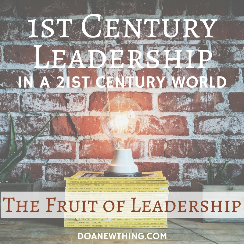 The Fruit of Leadership