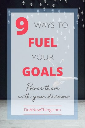 Goals not fed and fueled by dreams do not have any power. ~Dave Ramsey