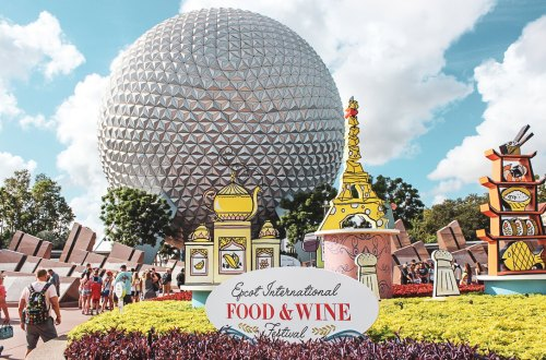 All the information you need to have the best day at Food & Wine Festival, and some of the dishes you have to try while you are there! #epcotfoodandwine #foodandwinefestival #epcotfoodandwinefestival #epcot #disney #disneyworld Tips for Epcot Food & Wine festival | Epcot international food & wine festival | best food at food & wine | epcot festivals | planning for epcot food & wine festival | fall in walt disney world | navigating food & wine festival