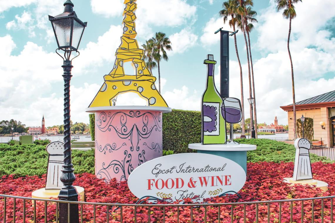 All of the must-try items at the 2019 Epcot International Food & Wine Festival, including brand new items and tried-and-true favorites! #epcot #foodandwine #foodandwinefestival #epcotfoodandwine #2019foodandwine Tips for 2019 Epcot Food & Wine Festival | Tips for Epcot International Food & Wine Festival | Planning for Epcot Food & Wine | 2019 tips and tricks food and wine | favorites from 2019 epcot food & wine festival | must try items at 2019 epcot food & wine | best dishes and drinks at epcot