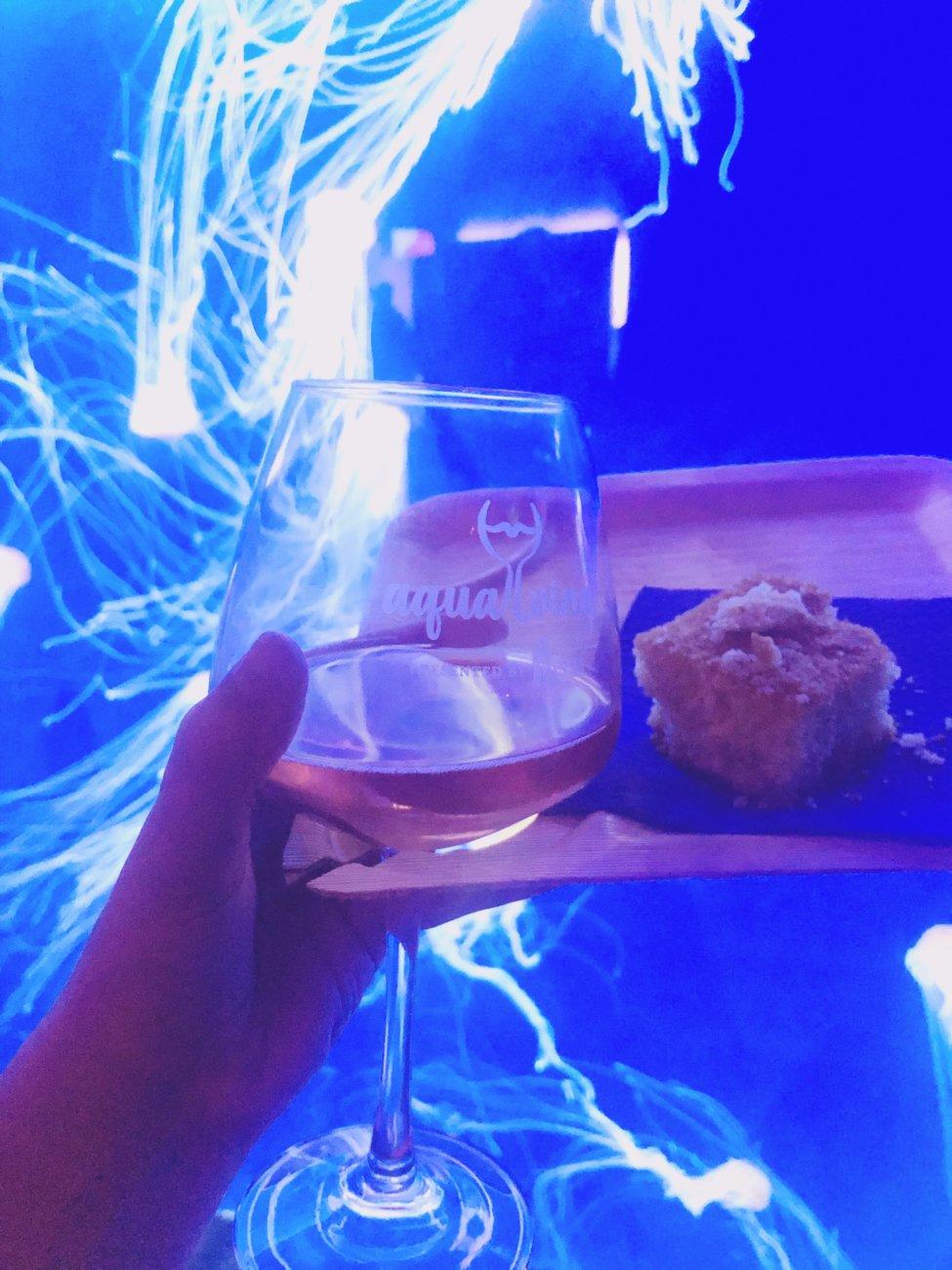 An entire night of food and wine at the Georgia Aquarium in Atlanta, Georgia...Aqua Vino is a night of live musical, local-inspired food tastings, and varieties of wine sampling! #georgiaaquarium #thingstodoinatlanta #atlantamustdo #eventsinatlanta Atlanta Georgia events | things to do in atlanta | special events in atlanta | georgia aquarium events | aqua vino event georgia aquarium | stuff to do in atlanta | atlanta blogger | atlanta georgia blog | atlanta GA