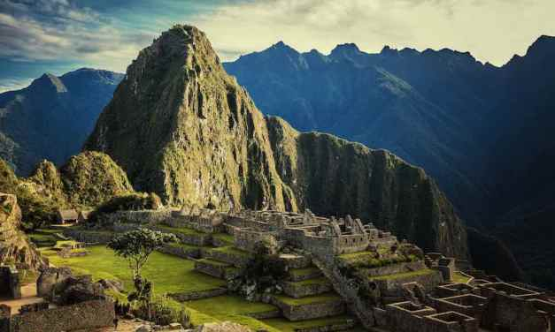 Super akce – letenka do Peru jen za 11 990 Kč