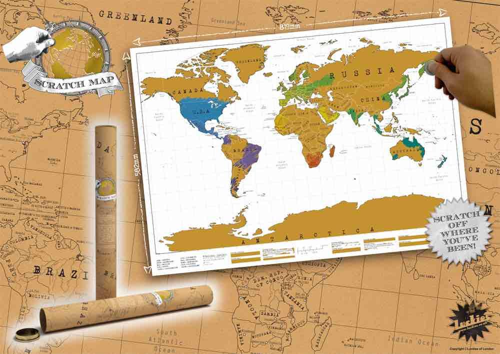 Co Takhle Mapa Vsech Mist Ktera Jsi Navstivil Doba Letova Cz