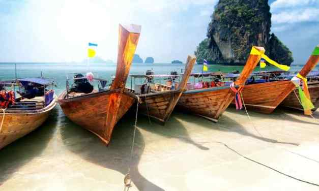 Thajsko v hlavní sezóně – 8355 Kč