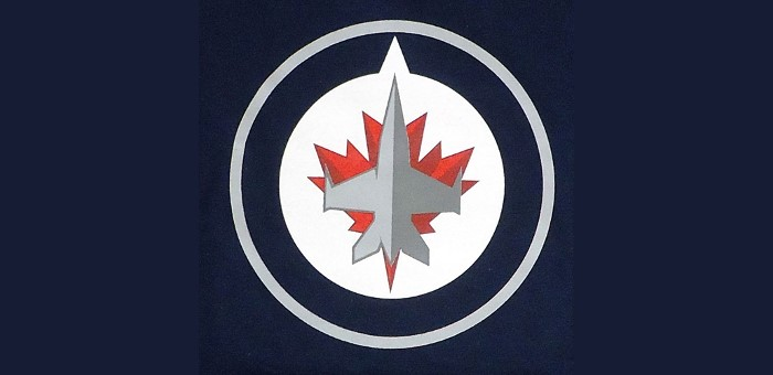 Winnipeg Jets logo courtesy of campstore.com