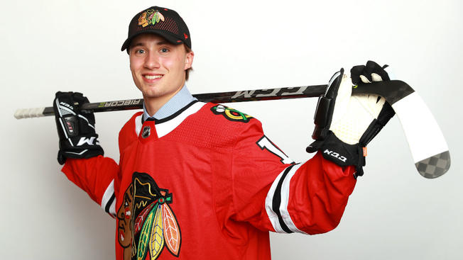 Nicolas Beaudin | Hockey Prospects – DobberProspects