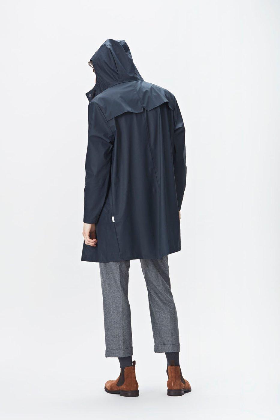Long Jacket Blauw 1 M