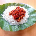 "Plain Ofada Rice Sauce ""Obe Ata Iru"""