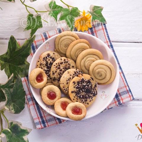 Semolina Cookies Cakes desserts