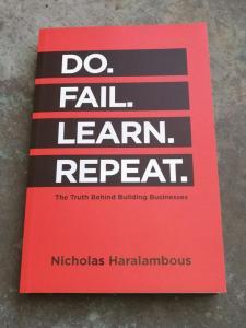 DO. FAIL. LEARN. REPEAT.