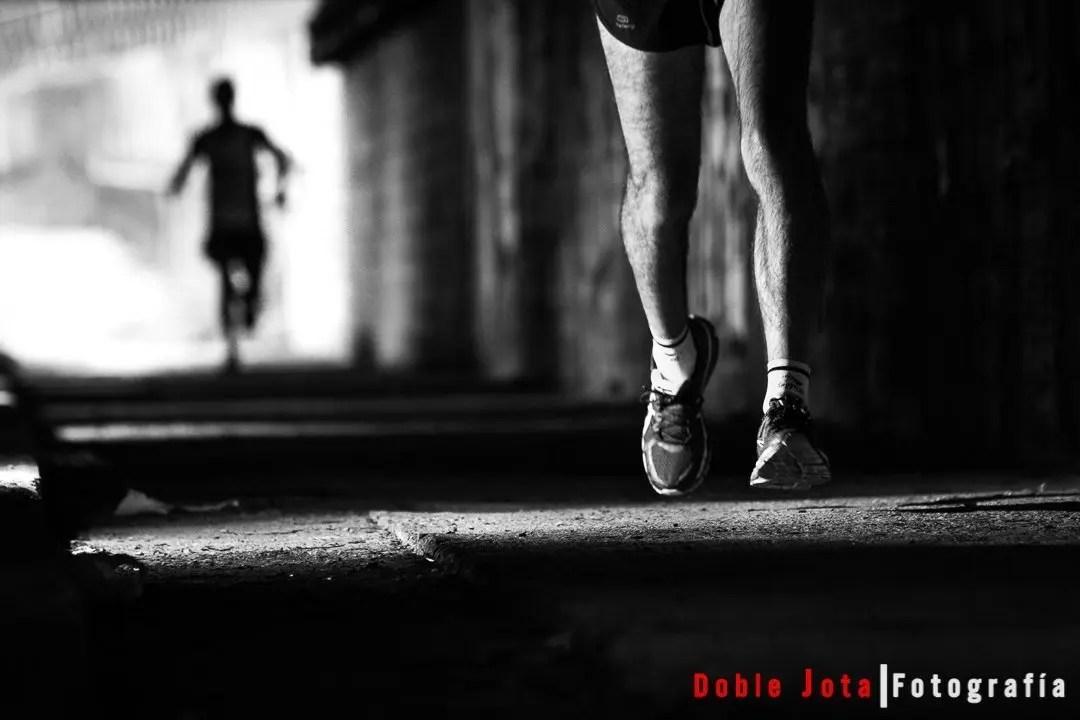 Fotografía de running