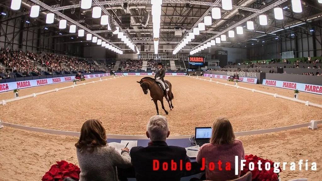 Madrid Horse week, doma clasica
