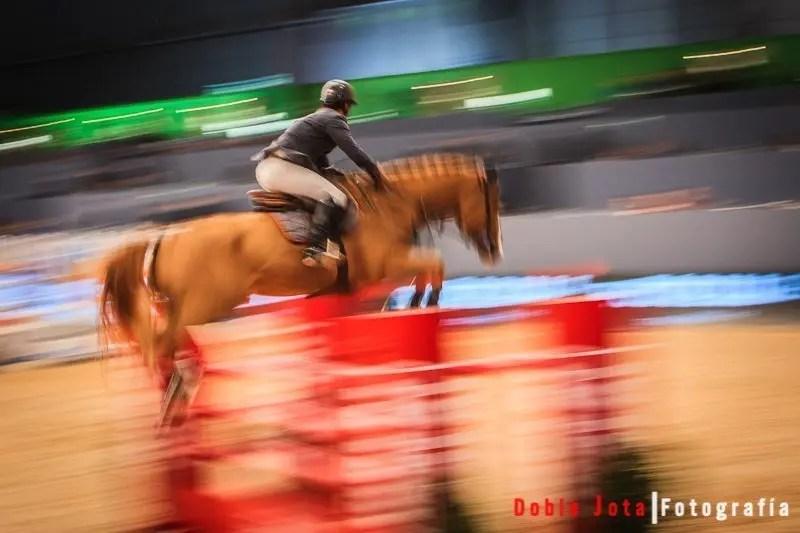 Madrid Horse Week, barrido