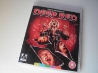 Deep Red Arrow Films Limited Edition amaray