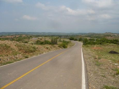 Vía Villavieja - Desierto de la Tatacoa