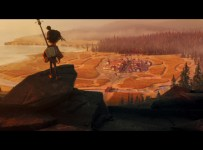 Kubo and the Two Strings Blu-ray screen shot 1