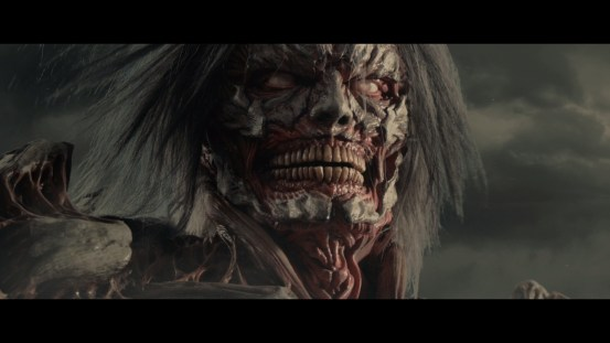 Attack on Titan Blu-ray screen shot 10