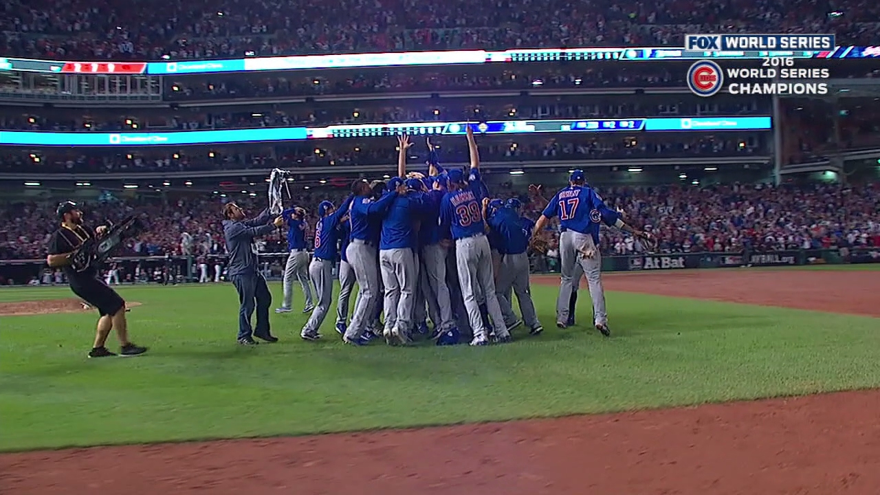 31fbaa3c7e5 Chicago Cubs 2016 World Series  Ultimate Edition Blu-ray Review ...