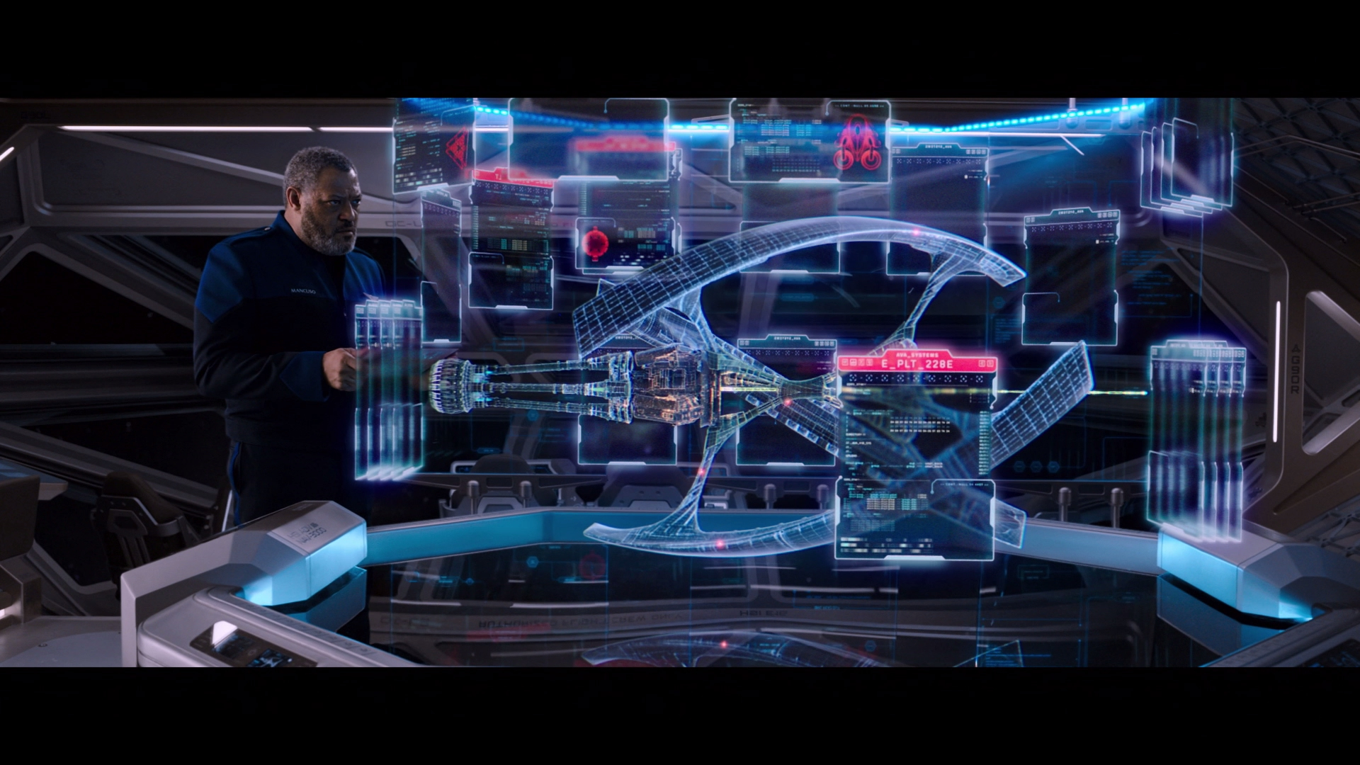 Passengers 4k uhd 3d blu ray review for Passengers spaceship